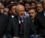 ÜLKÜCÜLÜK - Türkeş kabri başında anıldı