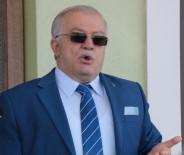NECATI ŞENTÜRK - Vali Şentürk Veda Ederek Kırşehir'den Ayrıldı