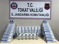 Yolcuların Valizlerinde Kaçak Sigara Ele Geçirildi