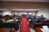 ENGELLİ KADIN - Yunusemre Belediye Meclisi Toplandı