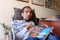 SİİRT VALİLİĞİ - Yüzde 90 Engelli Olmasına Rağmen 1'İ İngilizce 12 Kitap Yazdı