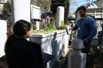 MEZAR TAŞLARı - 10 Bin Tarihi Mezar Taşına 3 Boyutlu Koruma