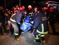 4 Kişinin Öldüğü Kazada Sürücü Kusurlu Olmadığını Söyledi