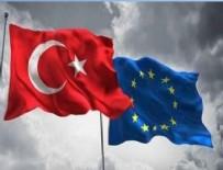 BRÜKSEL - AB'de Türkiye'ye verilecek 3 milyar tartışması