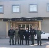 TABUR KOMUTANLIĞI - AK Partili Yüce Açıklaması 'Kara Havacılık Okulu Yakında Isparta'da'