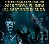 TRUVA ATI - 'Akvaryum Adam', 5. Dünya Rekoruna Gidiyor