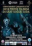 TRUVA ATI - Akvaryum Adam Cem Karabay, 5. Dünya Rekoruna Gidiyor