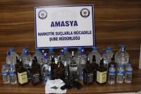 Amasya'da Uyuşturucu Operasyonunda 3 Tutuklama