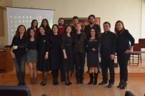 TÜRK MUSIKISI - Anadolu Üniversitesinde Türk Müziği Konuşuldu