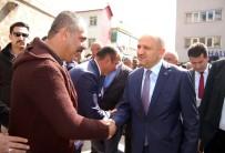 Başbakan Yardımcısı Fikri Işık Bitlislilerle Bir Araya Geldi