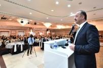 ZIYA POLAT - Başkan Akgül Din Görevlileri İle Bir Araya Geldi