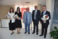 SAVUNMA HAKKI - Başkan Albayrak Ve Genel Müdür Başa, '5 Nisan Avukatlar Günü'nü Kutladı