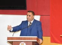 KLEOPATRA - Başkan Can Açıklaması 'Vatandaşlarımıza Hizmetin Önünü Kimse Kesemez'