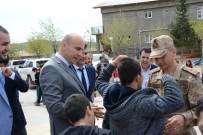 FATİH DÜLGEROĞLU - Başkan Dülgeroğlu Özel Eğitim Öğrencileriyle Biraraya Geldi
