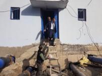 MASLAK - Başkan Epcim İçme Suyu Depolarını Denetledi