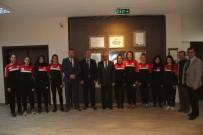 ZEKERIYA KARAYOL - Başkan Karayol'dan Öğrencilere Tam Destek