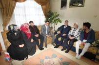 GEBZELI - Başkan Köşker'den Ev Ziyaretleri