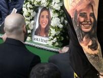 DÖVME - Bassam Houssami vefat eden nişanlısı Aslı İzmirli'yi koluna kazıttı