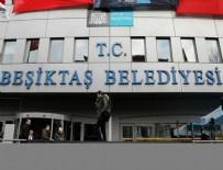 BEŞIKTAŞ BELEDIYESI - Beşiktaş Belediyesi'ne operasyon!