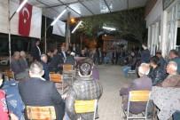 ÖZLEM ÇERÇIOĞLU - Büyükşehir Nazilli'yi Dinledi