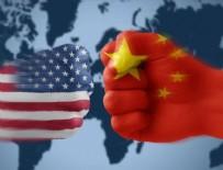 KİMYASAL MADDELER - ABD başlattı Çin'den yanıt gecikmedi
