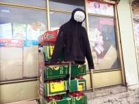 Cips Hırsızı Kargaya 'Korkuluklu' Önlem