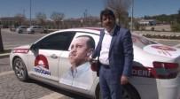 GENEL BAŞKAN ADAYI - Cumhurbaşkanı Erdoğan İçin 200 Bin Kilometre Katetti