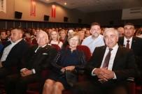 AHMET LEVENDOĞLU - Cumhurbaşkanı Mustafa Akıncı, 5. Tiyatro Günleri'nin Onur Konuğu Oldu