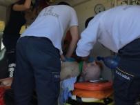 KALP MASAJI - Denize Düşen Yaşlı Adam Kalp Masajıyla Hayata Döndürüldü