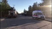 GAZİ YAŞARGİL - Diyarbakır'da Fabrikada Yangın