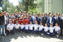 İSMAİL HAKKI ERTAŞ - Dünya Ve Olimpiyat Şampiyonu İsmet Atlı Anıldı