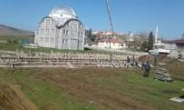 KAPALI ALAN - Durmuşlar Mahallesine Taziye Evi İnşaatına Başlandı