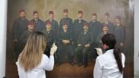 ERTUĞRUL TANRıKULU - Edirne Belediyesindeki Tarihi Tablolar Restore Ediliyor