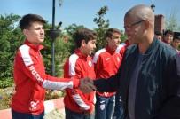 MEHMET ÖZKAN - Efsaneler U12 Cup İçin Buluştu