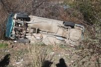 TOFAŞ - Elazığ'da İki Ayrı Kaza Açıklaması 2 Yaralı