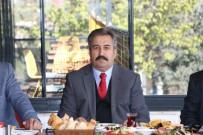DENIZLI EMNIYET MÜDÜRÜ - Emniyet Müdürü Demir, Kafe İşletmecileriyle Buluştu