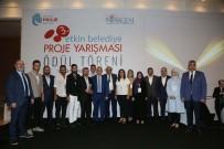 BAŞARI ÖDÜLÜ - Eyüpsultan Belediyesine Dört Yılda 12 Ödül