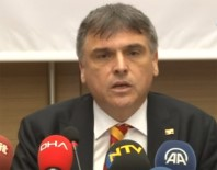 CEM ÖZDEMIR - Galatasaray Başkan Adayı Ali Fatinoğlu, Projelerini Anlattı