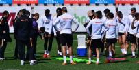 YUTO NAGATOMO - Galatasaray, Gençlerbirliği Maçı Hazırlıklarını Sürdürdü