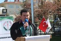 SAVUNMA HAKKI - Giresun'da Avukatlar Günü Etkinlikleri