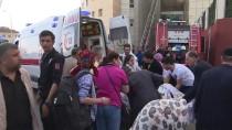 VASIP ŞAHIN - GÜNCELLEME 2 - Taksim Eğitim Ve Araştırma Hastanesi'nde Yangın
