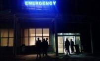 Güvenlik Korucularını Taşıyan Minibüs Kaza Yaptı Açıklaması 15 Yaralı