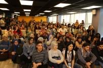 NEYZEN - Hakan Mengüç Mardinli Gençlerle Buluştu