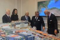PARİS BÜYÜKELÇİSİ - Hermes'in Patronu 'Taksim 360' Projesini İnceledi