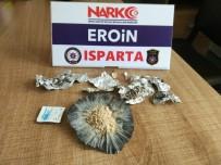 Isparta'da Uyuşturucu Operasyonu Açıklaması 1 Gözaltı