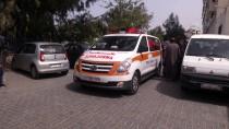 KİMLİK TESPİTİ - İsrail Gazze Sınırına Hava Saldırısı Düzenledi