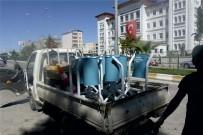 ÇÖP KUTUSU - Kahta Belediyesi Çöp Kutularını Yeniliyor