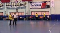 AVRUPA HENTBOL FEDERASYONU - Kastamonu Belediyespor'da Yarı Final Maçı Hazırlıkları