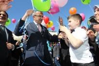FARKINDALIK GÜNÜ - Kaymakam Güler Ve Başkan Köşker Özel Çocuklarla Buluştu