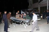 Kazada Yaralanan Güvenlik Korucuları Tedavi Altına Alındı